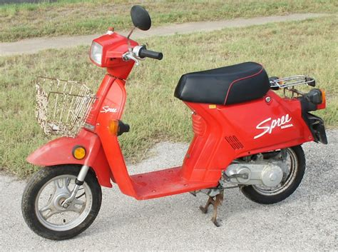 1986 Honda Spree by 1986 Honda Spree