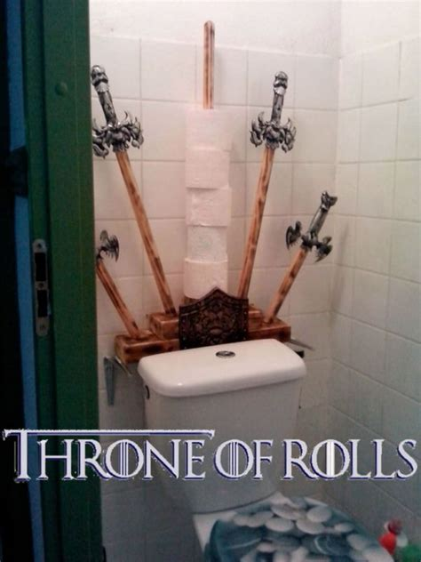game of thrones toilet game of thrones toilet paper holder neatorama