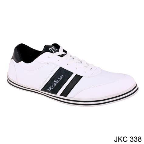 Sepatu Dc Warna Putih sepatu olahraga putih hitam synthetic rubber gudang fashion wanita