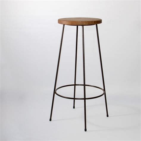 Positive Stool Sle by Industrial Bar Stools In Finish White Finish Ebay