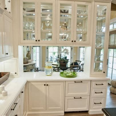 double sided kitchen cabinets double sided glass cabinets home spiration pinterest