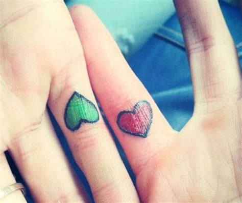 tatuajes para parejas unidas por la tinta ideas originales