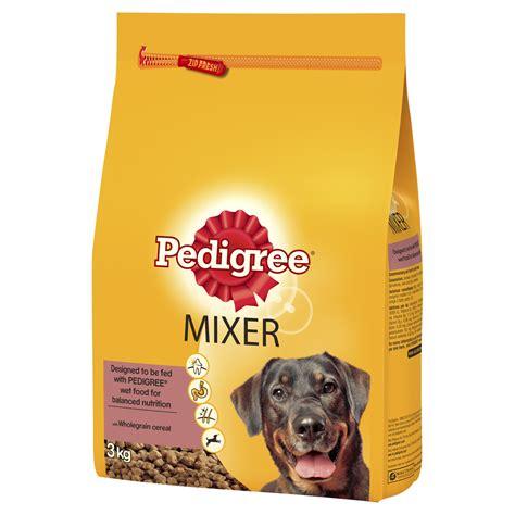 pedigree puppy food review pedigree original mixer food