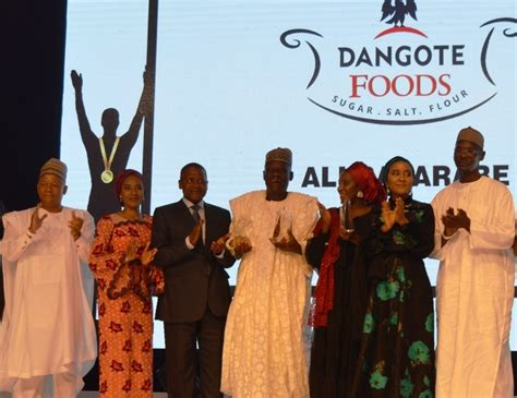 dangote cement wins business of the year award sierra nigeria s dangote group has signed a deal to commence the