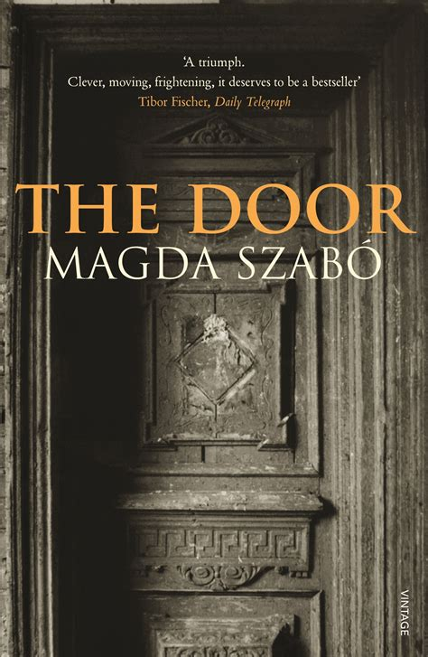 The Door Szabo 272 the door book word