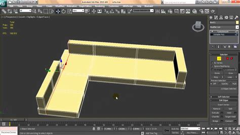 3ds max 3ds max 2010 models files 3ds 187 page 96 sofa in 3ds max 2010 poly modelling youtube