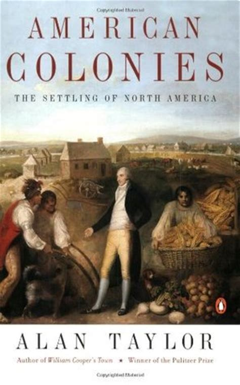 picture is not shown book american colonies the settling of america by alan