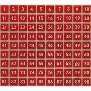 Jobs Numbers by Square Wooden Bingo Numbers Leo Reynolds Flickr