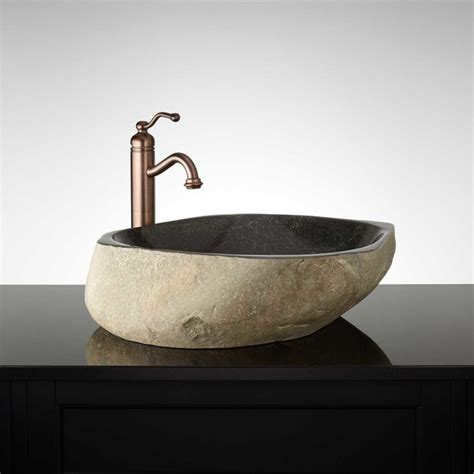 Modern Vessel Sinks schoborg river vessel sink modern bathroom sinks