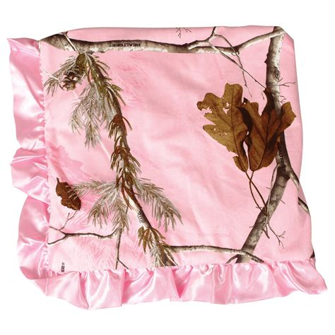 realtree baby bedding pink camo blankets realtree ap pink baby blanket camo trading