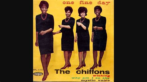the chiffons the chiffons he 180 s so fine youtube