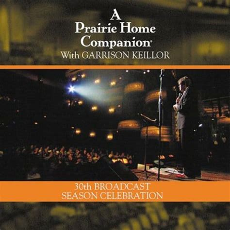 a prairie home companion with garrison keillor live cd