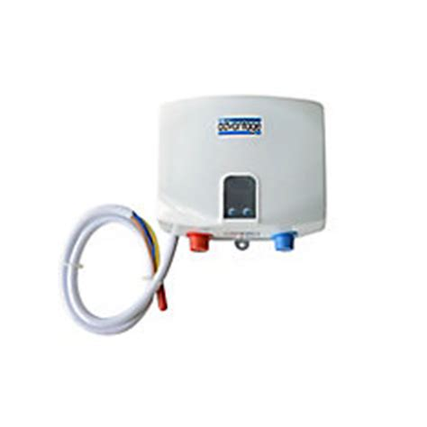 point of use tankless water heater for kitchen sink water heaters tankless electric more the home depot