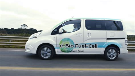 Brennstoffzelle Auto China by Nissan Unveils World S First Solid Oxide Fuel Cell Vehicle