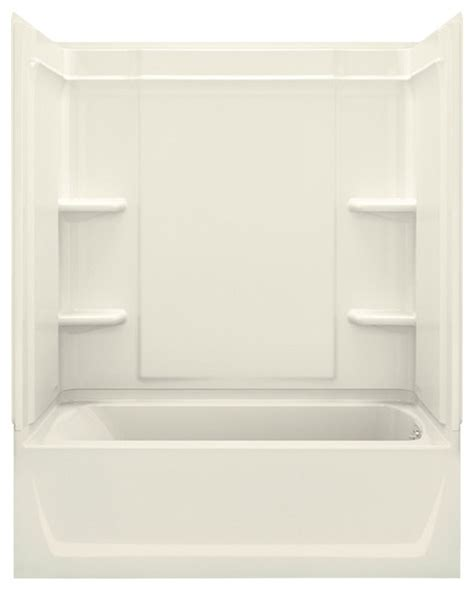 Sterling Tub Shower Units by Sterling Ensemble 73 Quot X60 Quot X31 25 Quot Vikrell Tub Shower