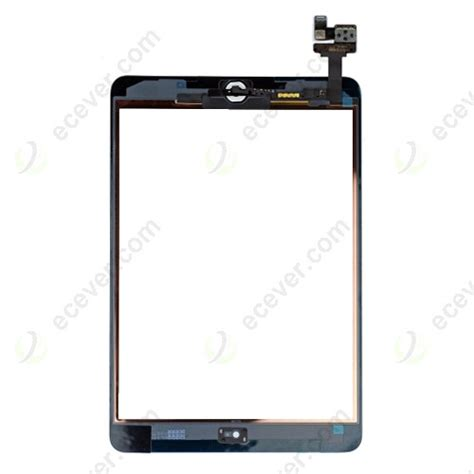 4 Touchscreen Flexi Home Button Ori ori for mini digitizer touch screen complete assembly with home button and ic connector