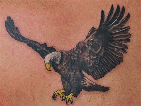 eagle tattoo wallpaper 48 awesome flying eagle tattoos