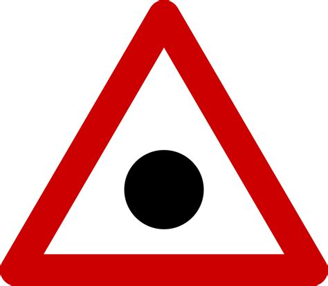 warning sign file warning sign blind spot svg wikimedia commons