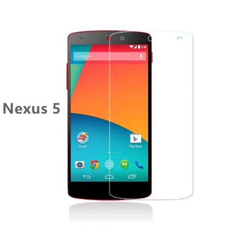 Tempered Glass Lg Nexus 4 Clear Bening lg nexus 4 5 motorola nexus 6 premium tempered glass screen protector ebay