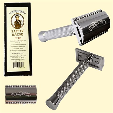 safety razor review safety razor no 02 barbero