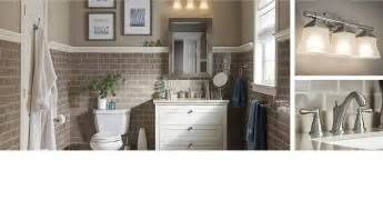 lowes bathroom decorating ideas