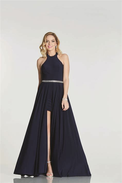 Anabel Dres illusion prom annabelle dress the dressy dress shop