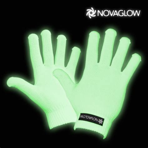 glow in the l glow gloves