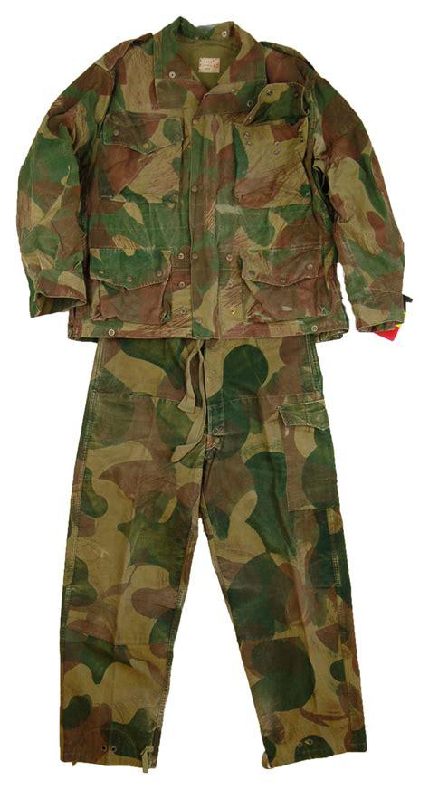 test pattern suit test pattern suit european army surplus belgium congo