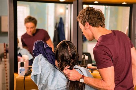 sean coronation street hair treatment coronation street spoilers david platt threatens to cut