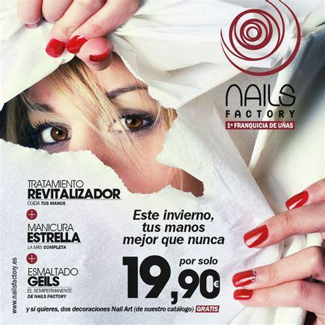Nails Factory by Este Invierno Tus Manos Mejor Que Nunca Con Nails Factoryc