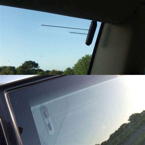 invisible stealth dvb t car tv tuner antenna aerial dvbt dvb t mpeg4 mpeg2