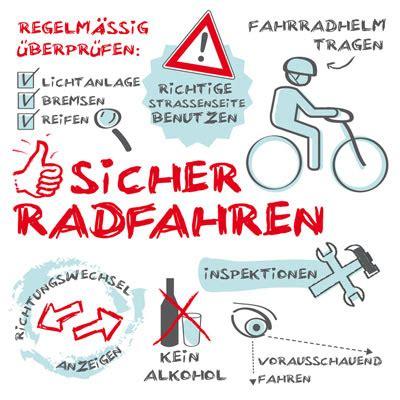 das verkehrssichere fahrrad sicher und mit spass