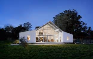 Barn Style House by Mega Modern Leed Certified Barn Style House On 160 Acres