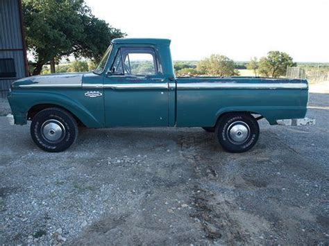 Sleeper Farm Truck by Sell Used 1966 Ford Custom Cab Swb The Ulitmate