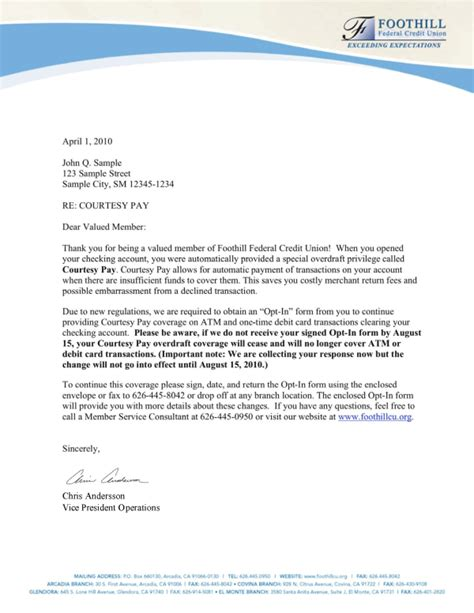 Formal Letter For Credit Card Cancellation Credit Card Cancellation Letter Sle