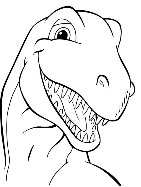 dinosaur coloring sheet best 25 dinosaur coloring pages ideas on