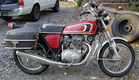 1975 honda cb360t 1975 honda cb360t s worry by cold hearted custom