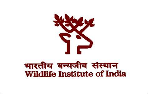 wii recruitment  wildlife institute  india