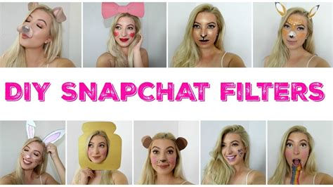 snapchat filter costume diy snapchat filters costumes 2016 last minute costumes