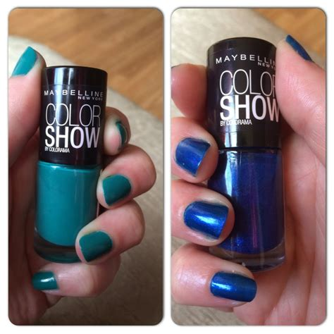 Maybelline Nail maybelline color show nail journeys are my diary