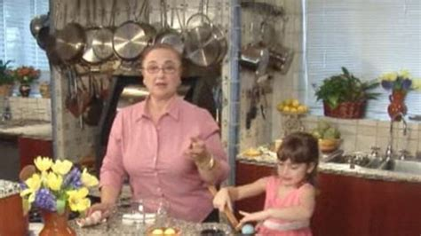 lidia bastianich s easter with ease epicurious com watch holidays with master chefs how to dye easter eggs