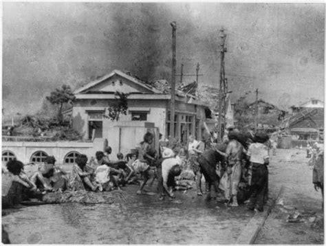 film dokumenter hiroshima nagasaki iconic photos of the aftermath of the hiroshima bombing