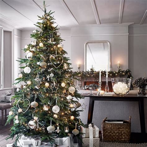 whitechristmaswishlist faux english pine tree 7ft5
