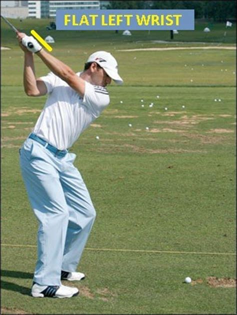 flat left wrist in golf swing flat left wrist in golf swing 28 images how to hit