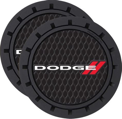 Auto Coaster Jeep Logo by My Cool Car Stuff Dodge Cup Holder Coasters