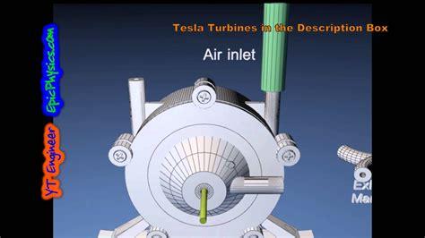 Turbine Tesla Nikola Tesla S Turbine