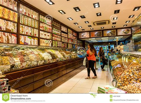 Turkey A Mega Store 8 turkish delight shop editorial stock photo image 46913828