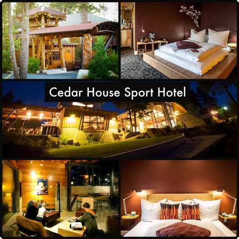 Cedar House Sport Hotel by See Your World Lake Tahoe Truckee Hutton