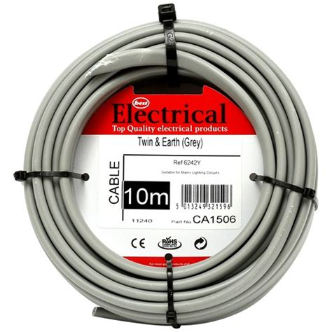 best electrical earth grey wiring cable 2 5mm