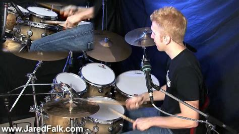 drum tutorial ghost jared falk drum lessons advanced ghost note drum beats